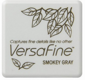 Encreur Versafine mini SMOKEY GRAY