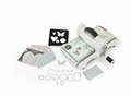 Machine SIZZIX Big shot  white & grey + starter kit (A5)