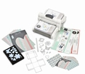 SIZZIX machine Big shot PLUS white & grey + starter kit (A4)