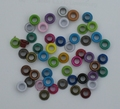 50 eyelets rond