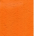 1 feuille de papier murier EPAIS format A4 couleur orange